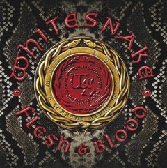 Whitesnake - Flesh & Blood (CD + DVD)