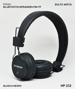 Auricular Madison HP 232 en internet