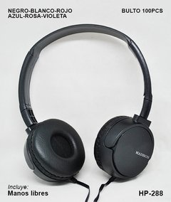 Auricular Madison HP 288 en internet