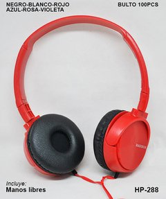 Auricular Madison HP 288 - Electrónica por Mayor