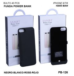 Funda con Power Bank para iPhone 6/7/8 - comprar online