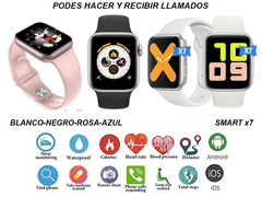 SMART BAND x7 BRAZALETE DEPORTIVO
