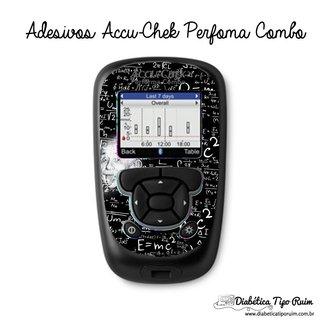 Adesivos para produtos AccuCheck Roche  656cb870b33