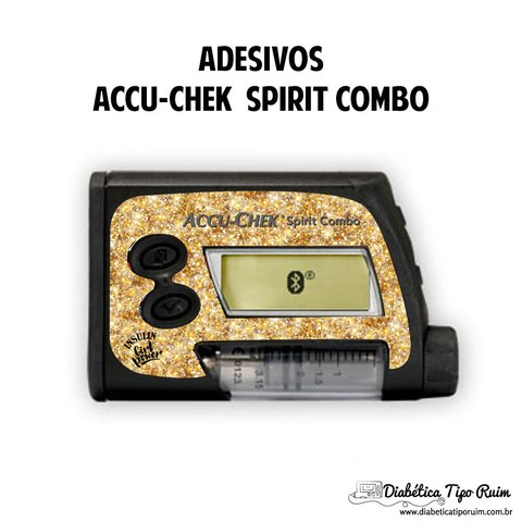 Adesivo Bomba Spirit Combo |Insulin Girl Power