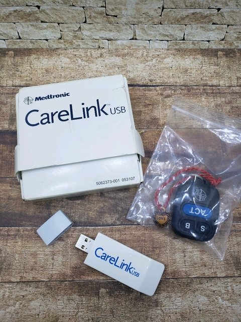 CareLink USB Medtronic na internet