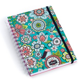 CUADERNO ANDIE GREEN