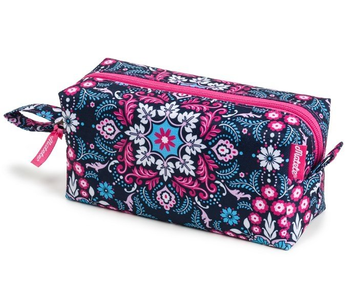MINI BAG FLORAL TRELLIS BLUE - comprar online