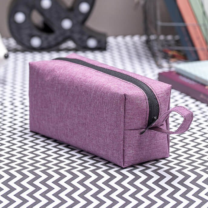 MINI BAG MORADO MELANGE