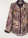 Camisa SAHARA animal print en internet