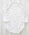 BODY ANIMALITOS ROSA (TALLE 3 MESES)