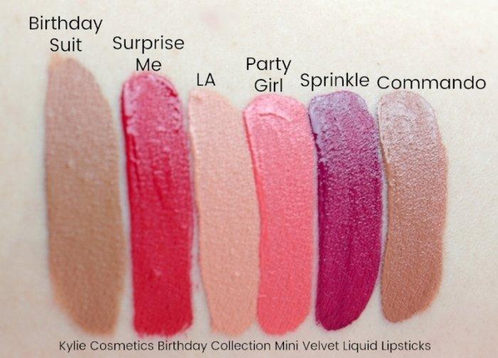 Velvet Liquid Lipstick by Kylie Cosmetics #16
