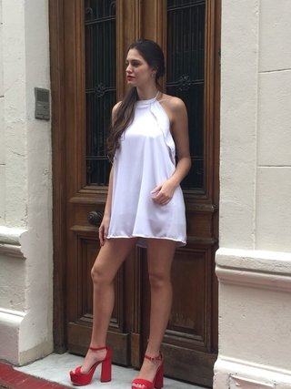Vestido Girly Blanco