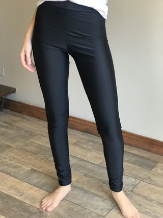 Leggings Lycra negra