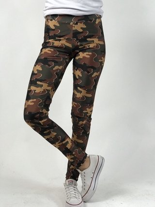 Leggings Camo t unico