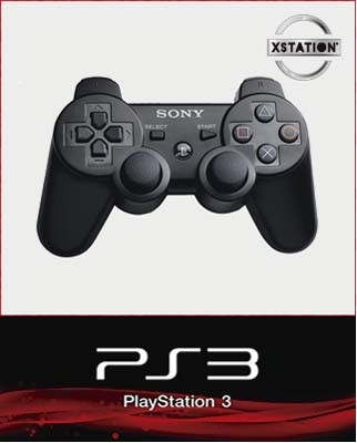 JOYSTICK DUAL SHOCK ORIGINAL NEGRO PS3 NUEVO