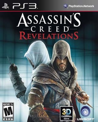 ASSASSIN´S CREED REVELATIONS PS3 USADO