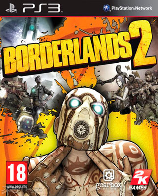 BORDERLANDS 2 PS3 USADO