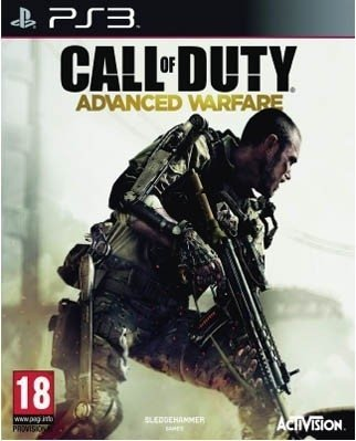 CALL OF DUTY: ADVANCED WARFARE PS3 NUEVO