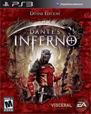 DANTE´S INFERNO DIVINE EDITION PS3 USADO