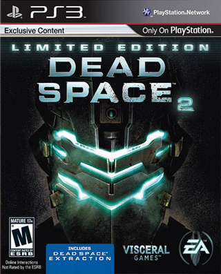 DEAD SPACE 2 - LIMITED EDITION PS3 USADO