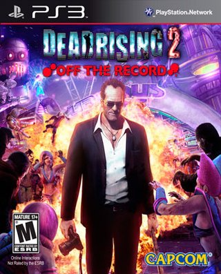 DEAD RISING 2: OFF THE RECORD PS3 USADO