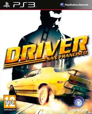 Driver: San Francisco PS3 USADO