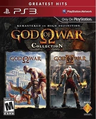 GOD OF WAR: COLLECTION PS3 NUEVO - comprar online