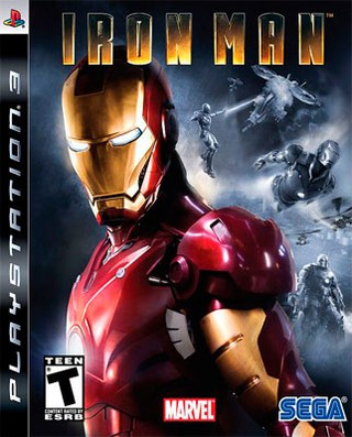 IRON MAN PS3 USADO