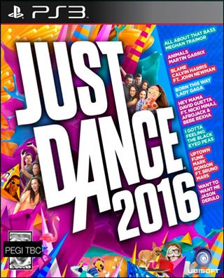 JUST DANCE 2016 PS3 NUEVO