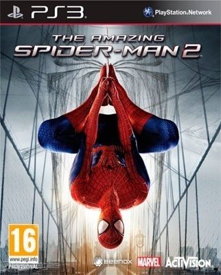 THE AMAZING SPIDERMAN 2 PS3 NUEVO