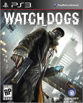 WATCH DOGS PS3 USADO