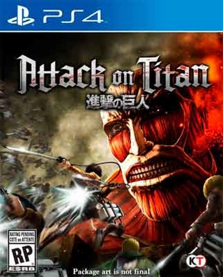 A.O.T. WINGS OF FREEDOM: ATTACK ON TITAN