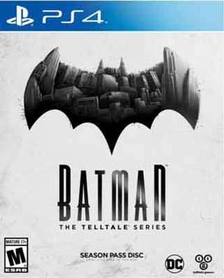 BATMAN: THE TELLTALE SERIES PS4 NUEVO