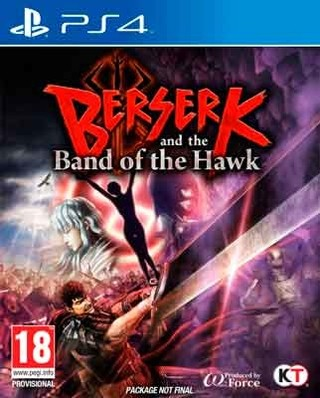 Berserk and the Band of the Hawk PS4 NUEVO