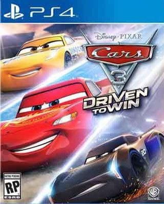 CARS 3 - DRIVEN TO WIN PS4 NUEVO