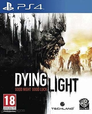 DYING LIGHT PS4 NUEVO