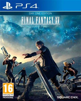 FINAL FANTASY XV PS4 NUEVO