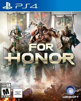 FOR HONOR PS4 NUEVO