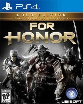 For Honor - GOLD EDITION - INCLUYE SEASON PASS PS4 NUEVO
