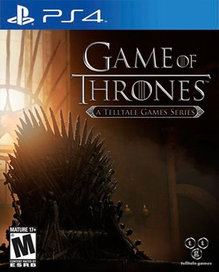 GAMES OF THRONES A TELLTALE GAMES SERIES