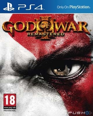 GOD OF WAR: III PS4 NUEVO