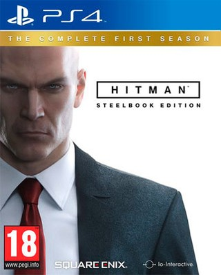 HITMAN: THE COMPLETE FIRST SEASON PS4 NUEVO