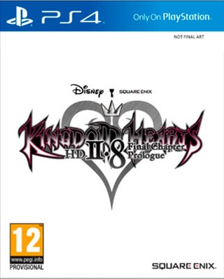 KINGDOM HEARTS HD II.8 - PROLOGUE PS4 NUEVO