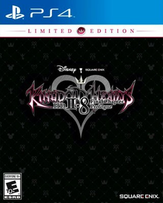 KINGDOM HEARTS HD II.8 - PROLOGUE - LIMITED EDITION PS4 NUEVO