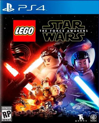 LEGO STAR WARS: THE FORCE AWAKENS PS4 NUEVO