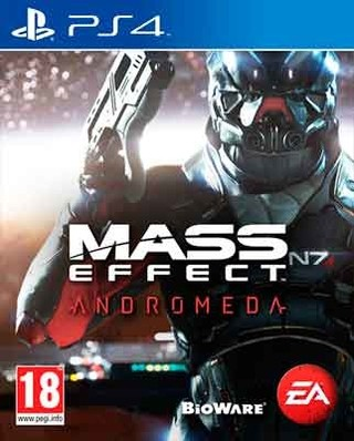 Mass Effect: Andromeda PS4 NUEVO