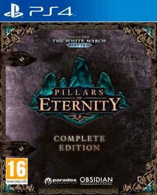 PILLARS OF ETERNITY - COMPLETE EDITION PS4 NUEVO