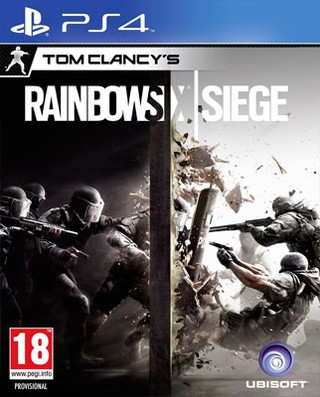 TOM CLANCY´S RAINBOWSIX: SIEGE PS4 NUEVO