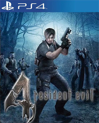 RESIDENT EVIL 4 (2016) PS4 NUEVO
