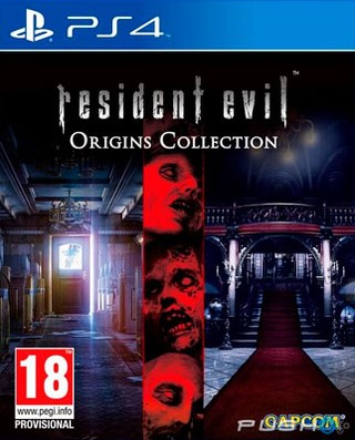 RESIDENT EVIL ORIGINS COLLECTION PS4 NUEVO